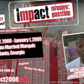 Register for Impact 2008: Mission Possible