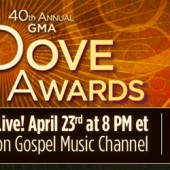 Dove Awards on the Gospel Music Channel