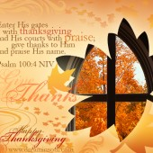 Word: Psalm 100 - A Psalm for Giving Thanks