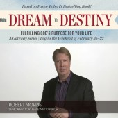 Soul Dreamer Resource: From Dream To Destiny Video Message Series from Gateway Church