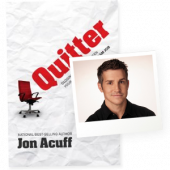 New Book by Jon Acuff - Quitter: Closing the Gap Between Your Day Job and Your Dream Job