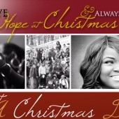 A Merry Little Christmas - Give Hope & Dreams This Season With Melinda Watts