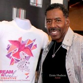 Inspiration on Purpose from Actor Ernie Hudson and Dream in Soul Creative Apparel
