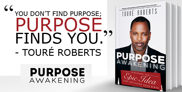 Experience a Purpose Awakening with Touré Roberts