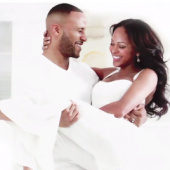The Wait: DeVon Franklin and Meagan Good Interview on Love and Patience