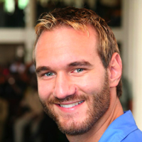 Inspiration and Video Pick: Nick Vujicic -