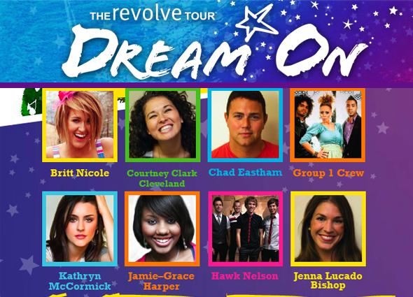 The Revolve Tour