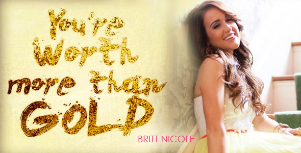 Video Pick: Gold - Britt Nicole