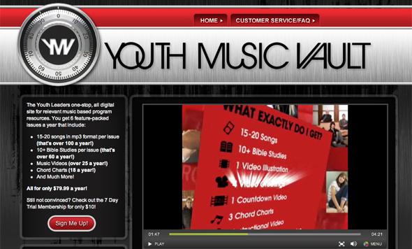 youthmusicvault